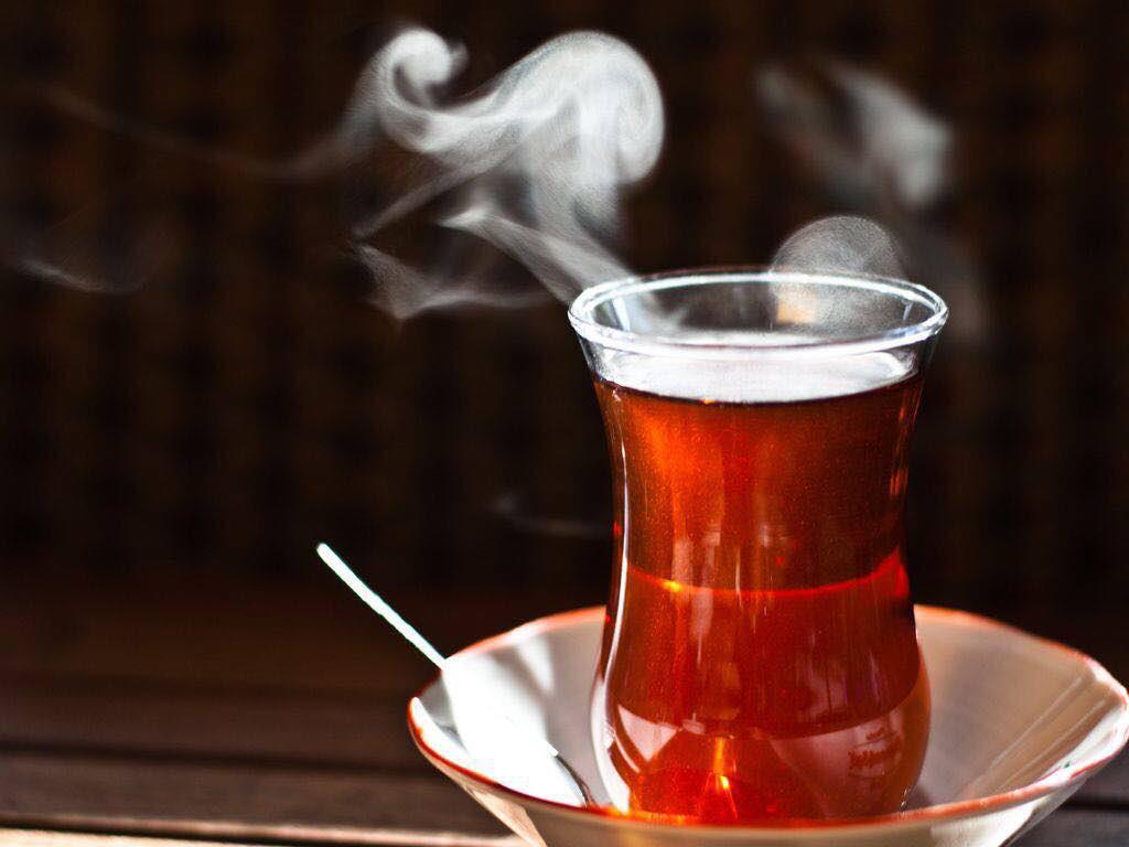 نوشیدن چای پررنگ مخصوصا در صبح باعث کم خونی میشود !