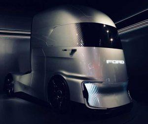 آسان بار-آسان پدیا- نگاهی به F-Vision محصول دیگر فورد