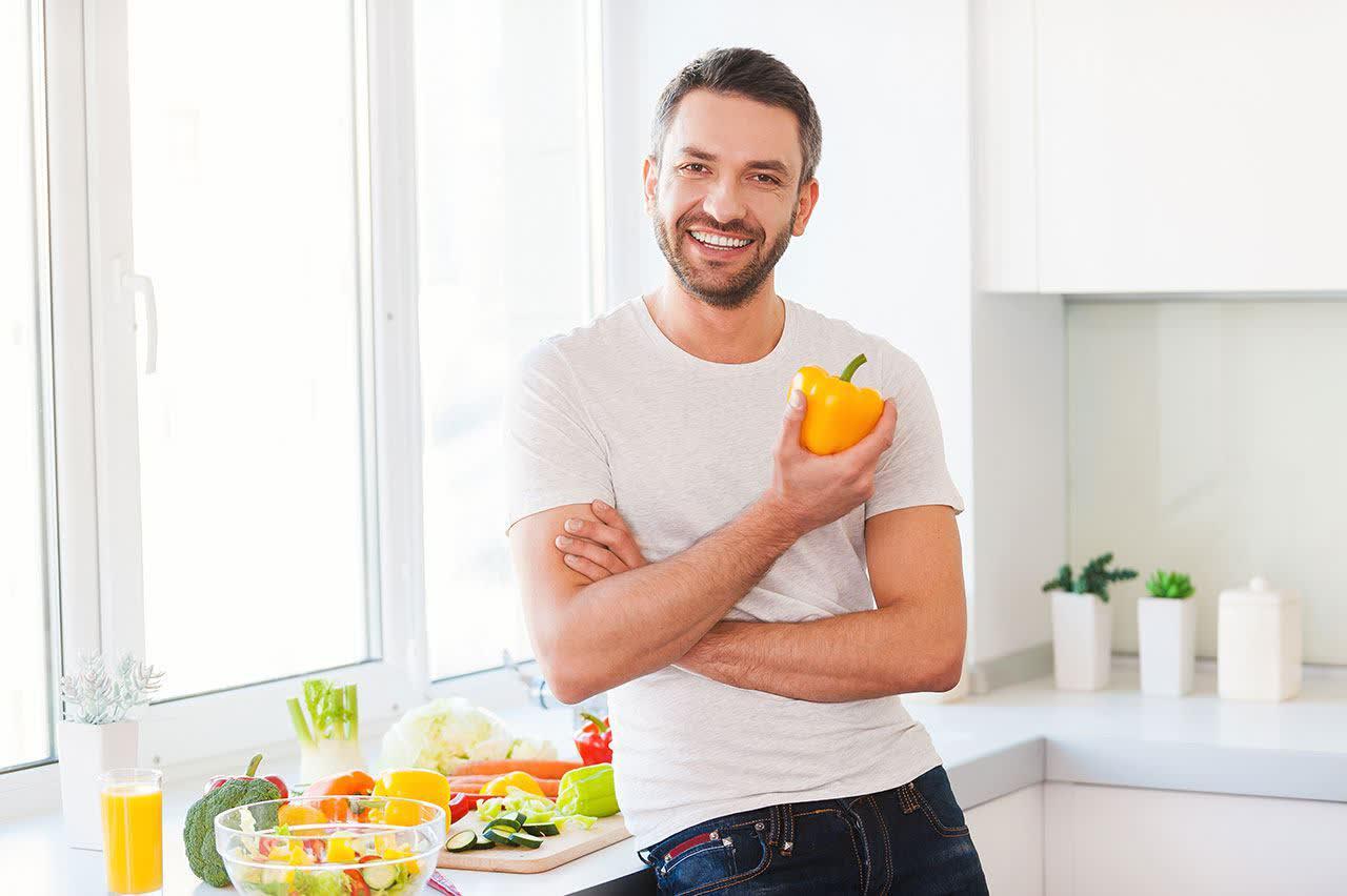 5 تغییری که بعد از 40 سالگی باید در رژیم غذاییتان ایجاد کنید
