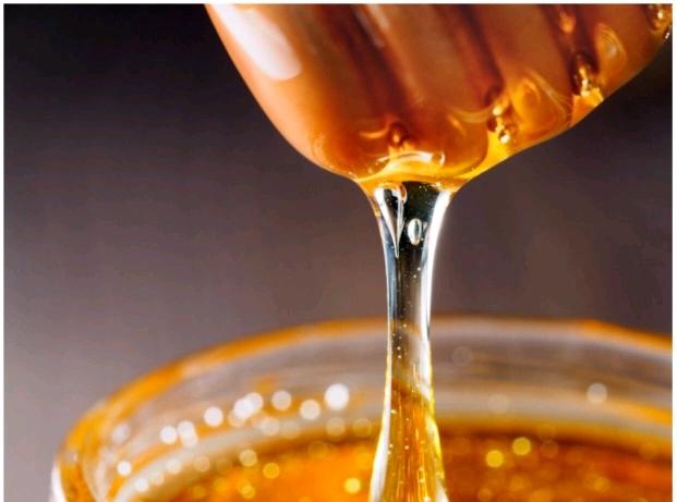 عسل درمانی!