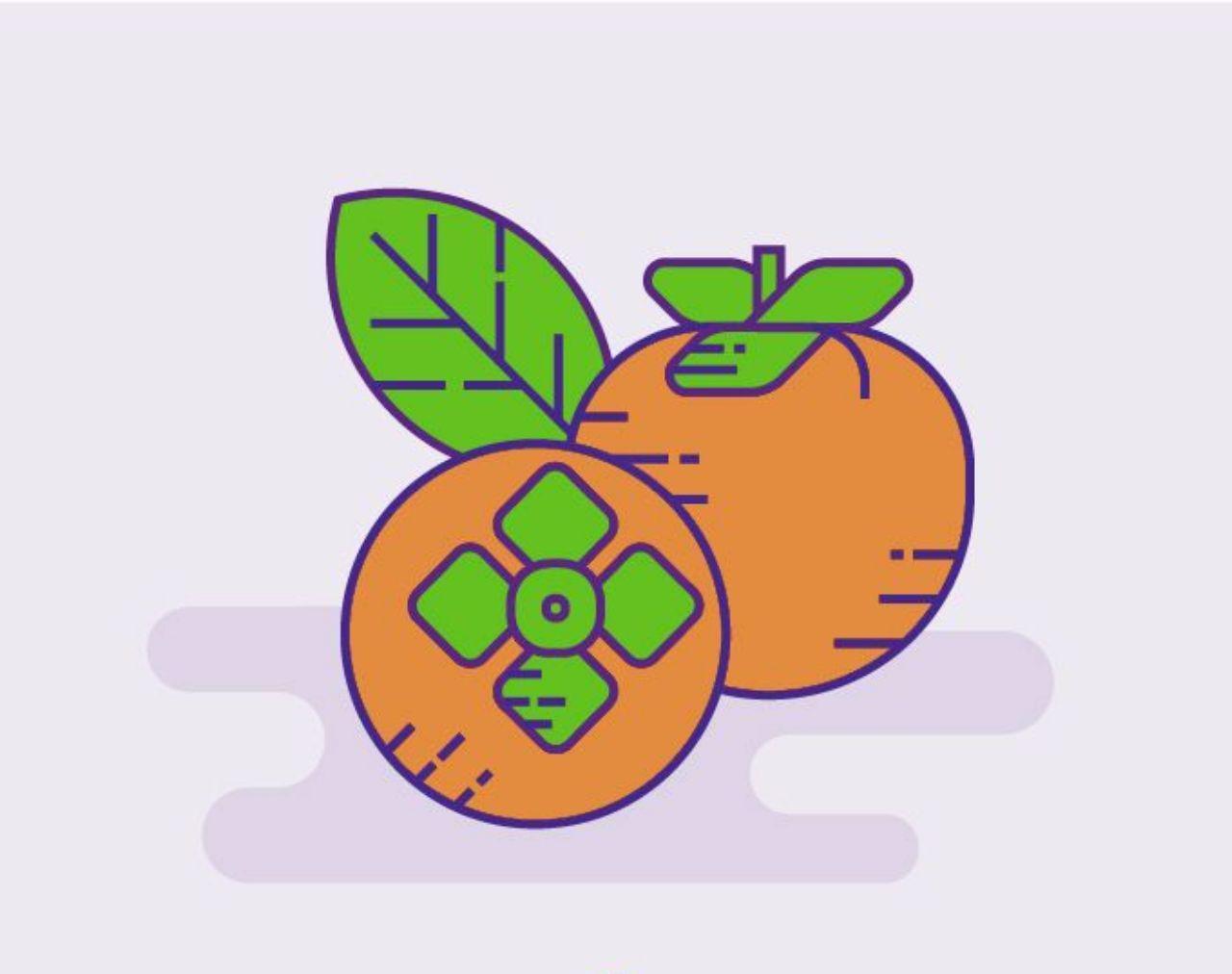 یکی از بهترین میوهها در ماههای سرد سال، خرمالو است