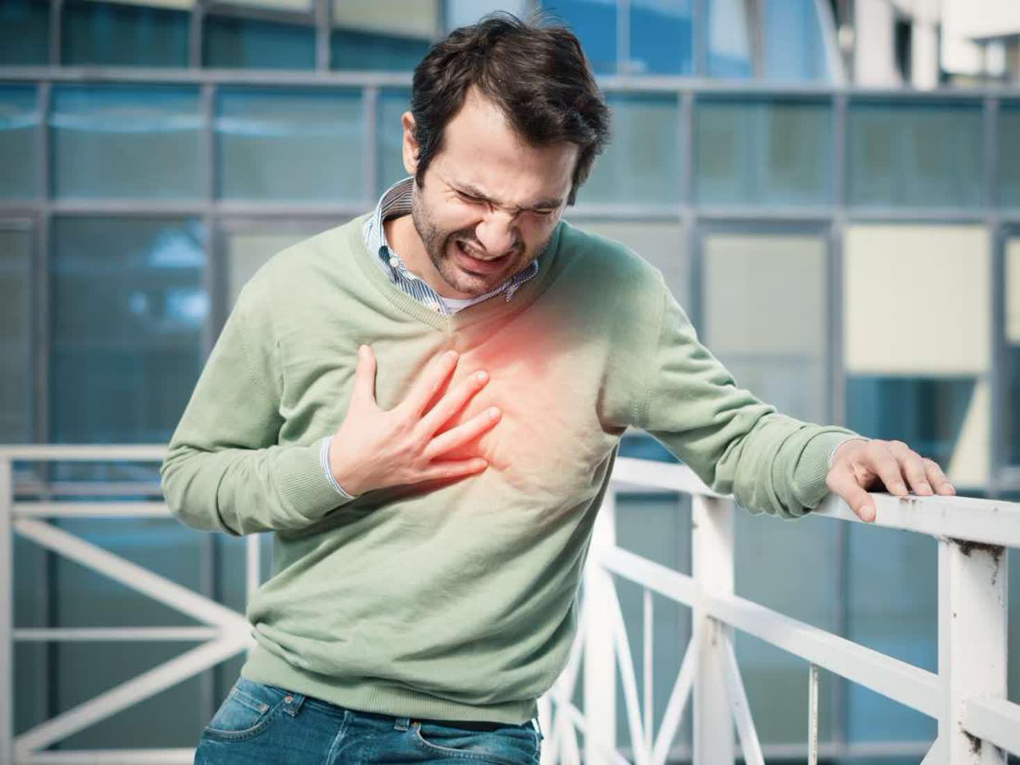 شایعترین علل حمله قلبی