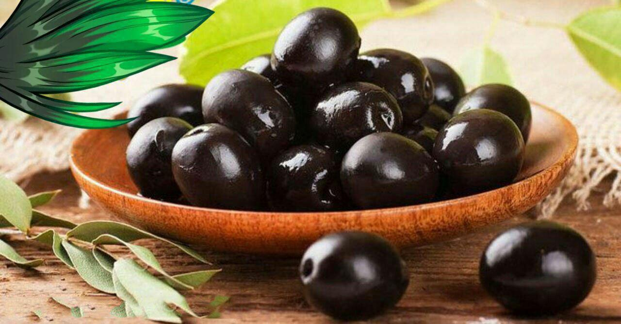 زیتون سیاه بخورید