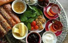 صبحانه مهم ترین وعده غذایی است که باید در ساعات اولیه روز مصرف شود