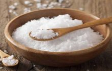 محصولات نمک دریا تولید شرکت وند آپادانا غیر مجاز است