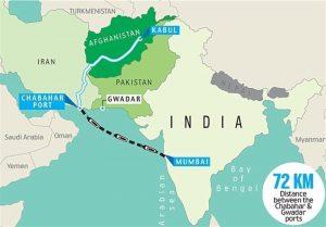 حضور کشورهای آسیایی در بندر چابهار-آسان بار-آسان پدیا