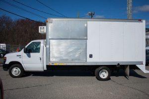 امنیت کامیون های یخچالی