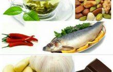 ۶ ماده غذایی موثر در پیشگیری ویروس آنفلوآنزا: